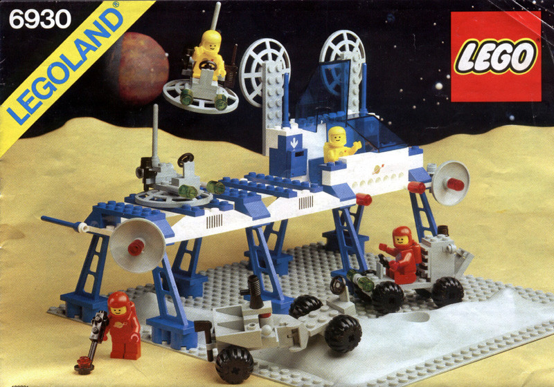 lunar space station lego review - photo #34